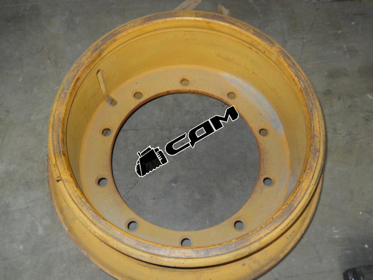 Диск колесный в сборе CDM843 GB/T2883-93